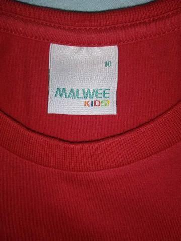 Camisas em malha Malwee kids - Foto 2