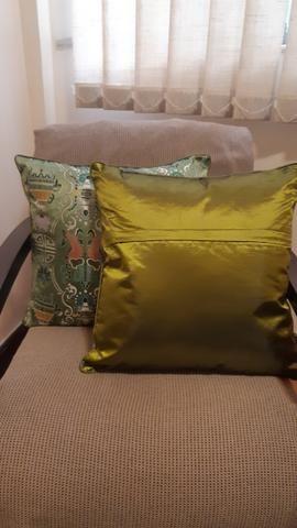 Kit 2 capas de almofadas da china - Foto 5