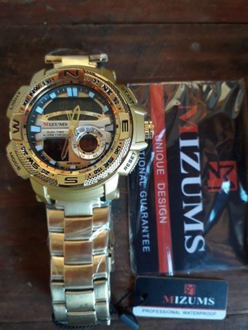 Relógio Original Mizums *Troco - Foto 3