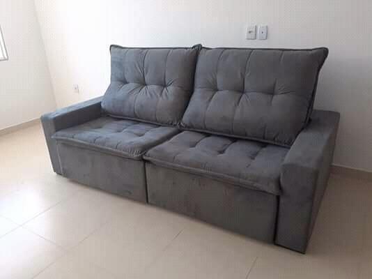 Sofá retrátil e reclinável - Foto 4
