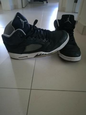 Air Jordan 5 Oreo tamanho 43