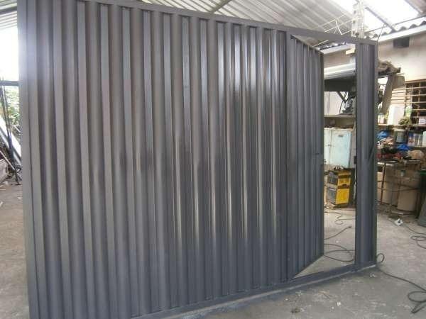 Portão Garagem Pronta Entrega - Direto fabrica toda bh e região - Foto 2