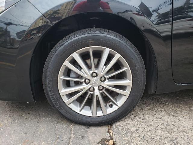 Toyota corolla XEI 2.0 14/15 flex aut. preto - Foto 12