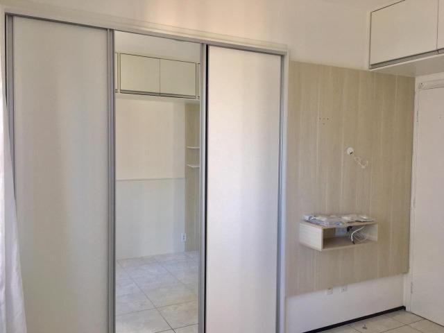 Apart. 100% projetado no Cocó, 101m², 3 quartos, 3 banheiros, DCE, Área de Serviço - Foto 12