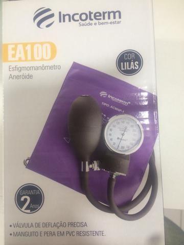 Esfigmomanômetro Lilás - Foto 2
