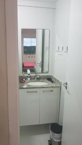 Alugo apartamento de 2 quartos na estrada do coco em frente ao Shopping Busca Vida - Foto 8