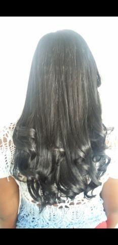 Vendo esse cabelo humano - Foto 2