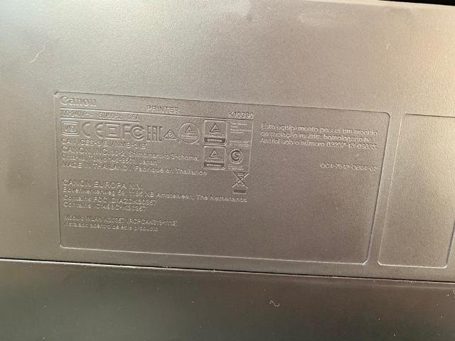 Impressora Fotográfica Canon Color Ix6810 A3 Wi-fi (2 meses de uso) - Foto 5