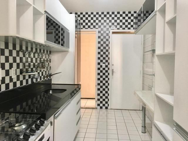 Apart. 100% projetado no Cocó, 101m², 3 quartos, 3 banheiros, DCE, Área de Serviço - Foto 17