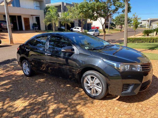 Toyota Corolla 1.8 gli 16v Fflex 4P Automático - Não aceito trocas - Foto 2