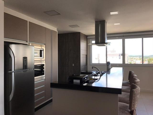 Apartamento em Torres de 3 dormitórios mobiliado - Foto 2