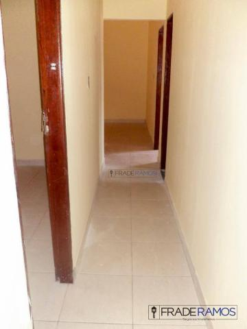 Casa com 3 dormitórios para alugar por R$ 750,00/mês - Residencial Solar Bougainville - Go - Foto 2