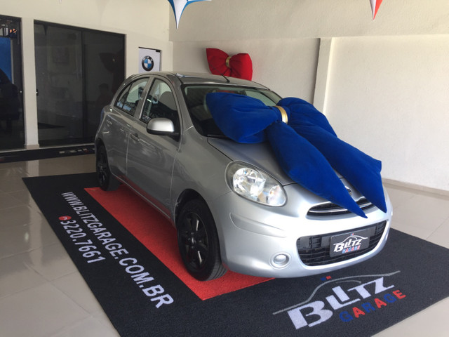 Nissan March 1.0 Completo