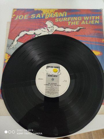 Raridade! Disco de Vinil Joe Satriani - Foto 2