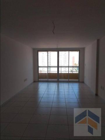 Apartamento com 3 dormitórios à venda, 112 m² por R$ 485.000,00 - Bessa - João Pessoa/PB - Foto 4