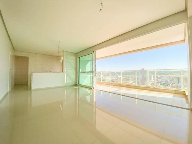 Apartamento com 3 dormitórios à venda, 107 m² por R$ 600.000 - Edifício Manhattan Residenc