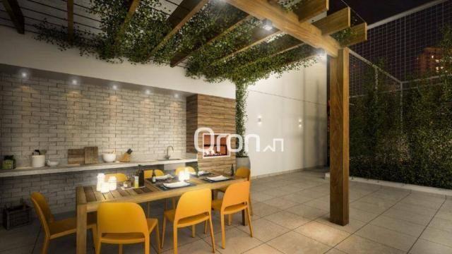 Apartamento com 3 dormitórios à venda, 80 m² por R$ 446.000,00 - Setor Bueno - Goiânia/GO - Foto 6