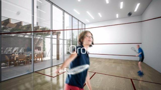 Apartamento com 3 dormitórios à venda, 80 m² por R$ 446.000,00 - Setor Bueno - Goiânia/GO - Foto 14
