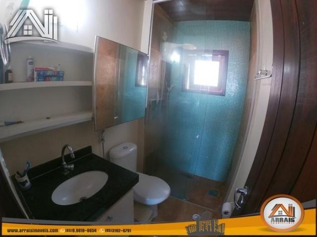 Casa com 4 dormitórios para alugar, 180 m² por R$ 3.900,00/mês - Porto das Dunas - Aquiraz - Foto 19