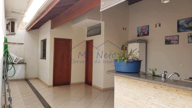 Casa à venda com 3 dormitórios em Vila brasil, Pirassununga cod:10131738 - Foto 13