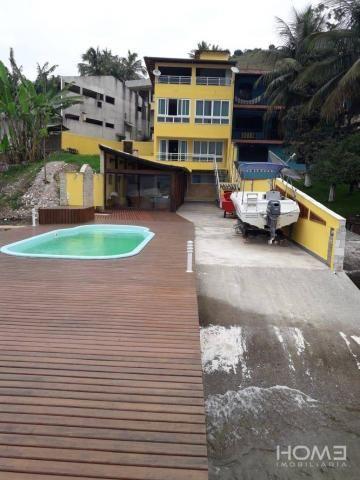 Casa à venda, 400 m² por R$ 1.800.000,00 - Enseada - Angra dos Reis/RJ