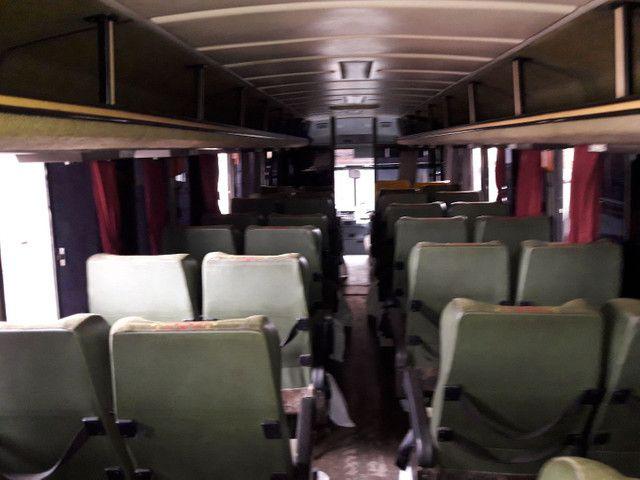 Vendo ônibus Scania k113 - Foto 5