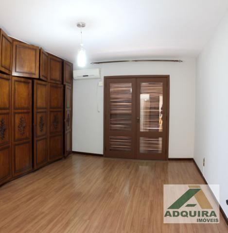 Casa com 4 quartos - Bairro Estrela em Ponta Grossa - Foto 13