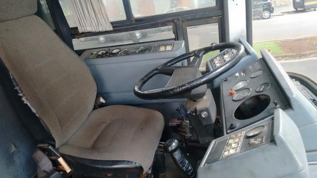 Ônibus Vendo ou Troco Por Carro R$ 25.000,00 - Foto 11