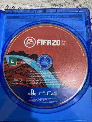Vendo Fifa 20 e Fifa 19 PS4 - Foto 5