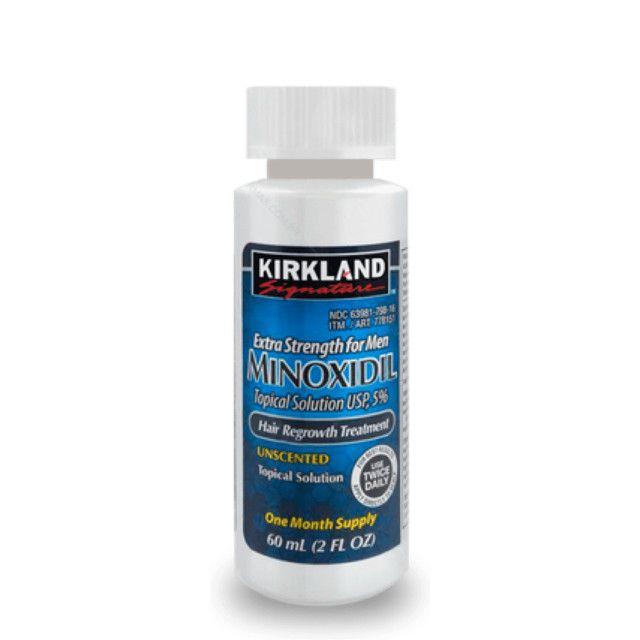 Minoxidil Kirkland Importado - Pronta Entrega