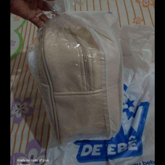 Vendo duas mochila de maternidade - Foto 4