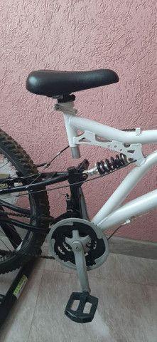 Bicicleta Mormaii (pneus novos) - Foto 3