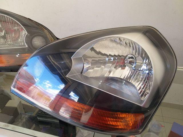 Farol Hyundai Tucson 2006 a 2016 Original Sem Recuperação - Foto 2