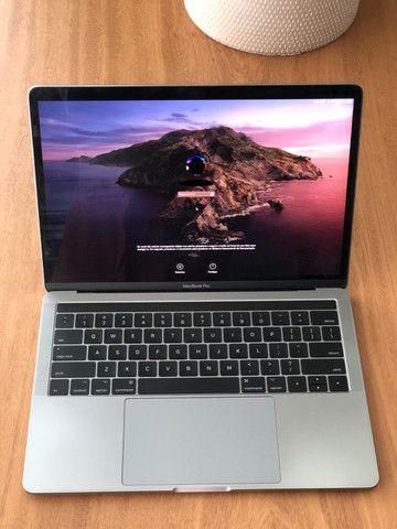 MacBook Pro com touch bar 2017