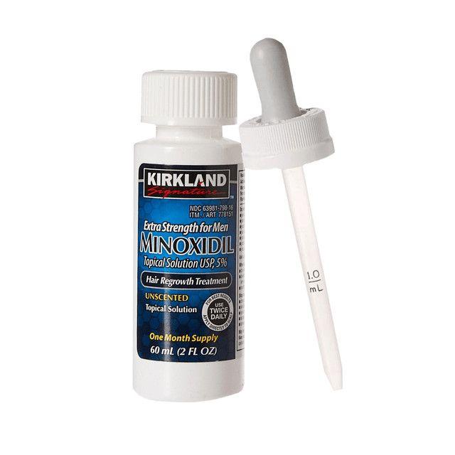 Minoxidil Kirkland Importado - Pronta Entrega - Foto 2