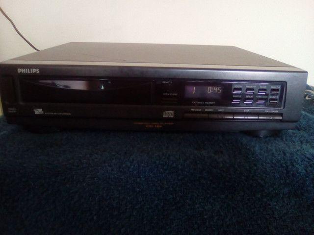 CD player Philips CD164