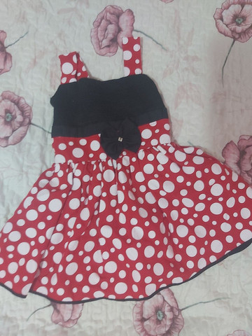 Vendo lindos vestidos infantil - Foto 5