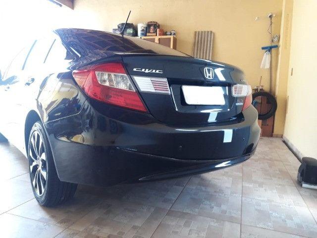 Honda Civic LXR 2.0 Impecável - Foto 3