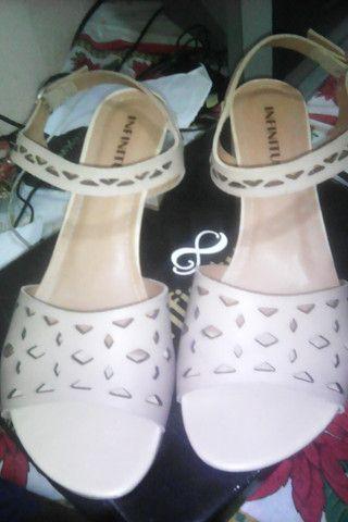 Vendo sandália feminina da marca Infinitus tamanho 42 - Foto 3