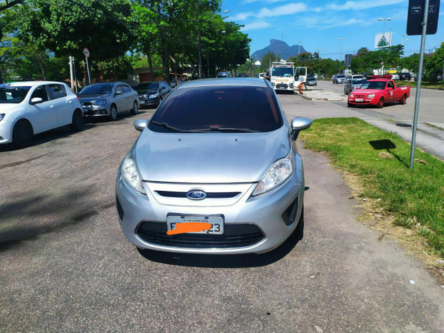 *VENDO NEW FIESTA 2012*