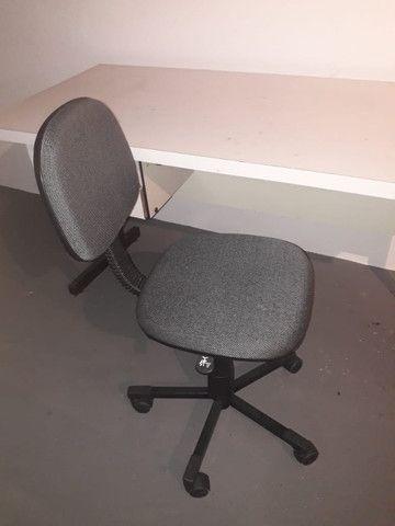 Mesa escritório completa - Foto 2