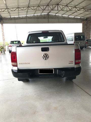 VW Amarok CD 4x4 SE 2013 - Único dono - 41 - Foto 9