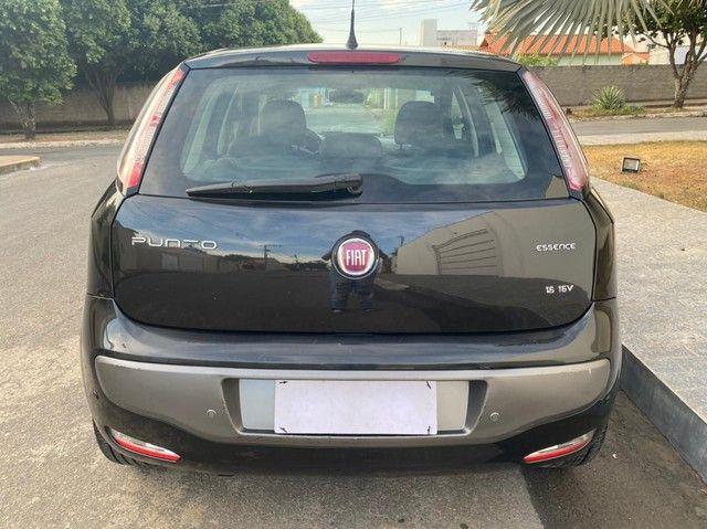 Fiat Punto 2013, motor 1.6, direção hidráulica, ar condicionado e mais!  - Foto 5