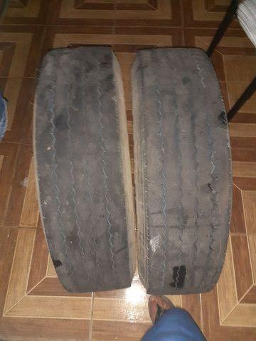 Vende se dois pneus meia vida - Foto 2