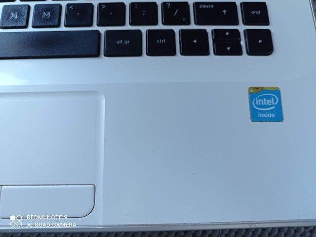 HP i3 com ssd e bateria nova - Foto 2