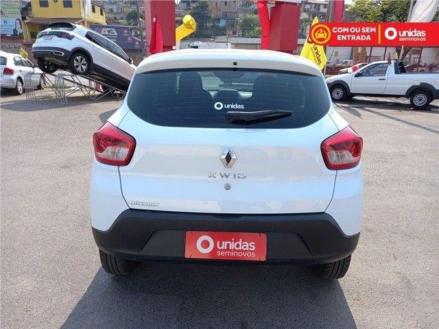 Renault Kwid 2019 1.0 12v sce flex zen manual - Foto 6