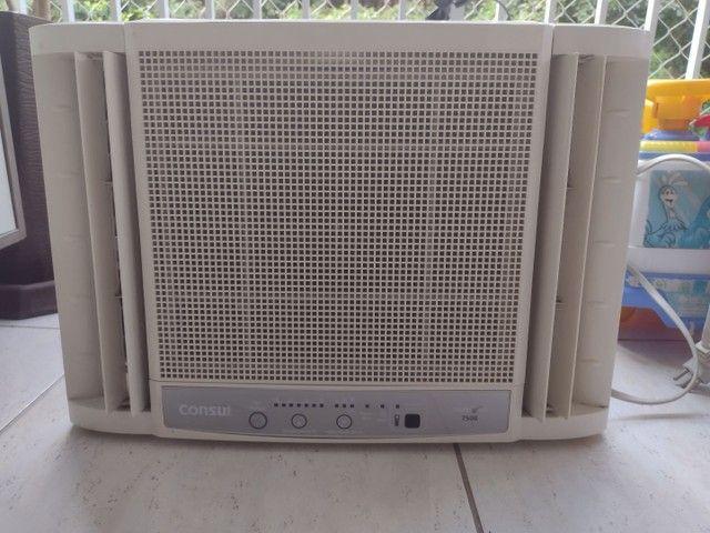 Ar condicionado de janela Consul 7.500 btus