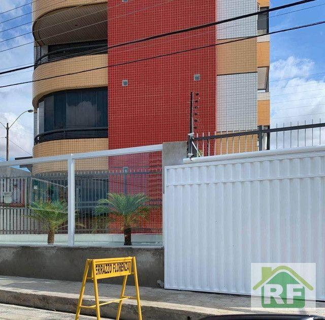 Apartamento com 4 dormitórios à venda, 180 m² por R$ 850.000,00 - Fátima - Teresina/PI - Foto 2