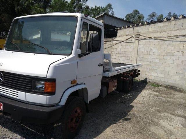 Caminhão 914 guincho - Foto 5