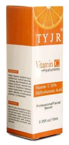 Vitamina C + Ácido Hialurônico Serum Antioxidante Clareador - Foto 2